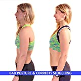 Professional Back Support & Posture Corrector for