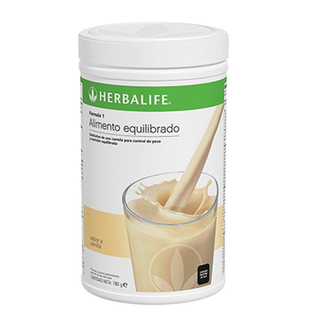 Herbalife Formula 1 (Vainilla 780 gr.): Amazon.es: Salud y cuidado personal