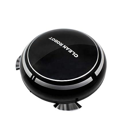 Robot Aspirador, aspirador Mini USB de carga Barredora Robo de barrido inteligente Fuerte succión Por