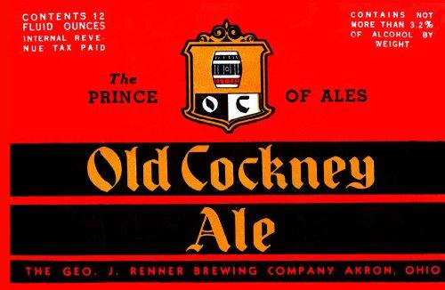 - ArtsyCanvas Old Cockney Ale 48