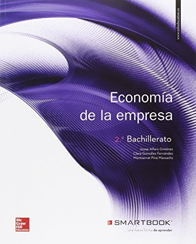 Economía De La Empresa - 2º Bachillerato