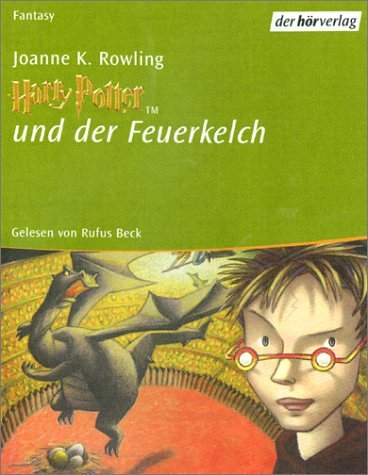 Harry Potter und der Feuerkelch Teil 4 von 4 Teilen