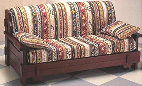 Pronto sofá cama rústico: Amazon.es: Bricolaje y herramientas