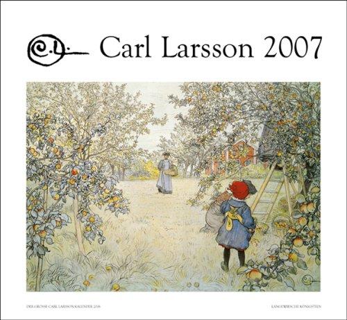 Der Große Carl Larsson-Kalender 2007