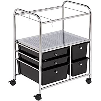 Amazon Com Honey Can Do Crt 01512 5 Drawer Hanging File