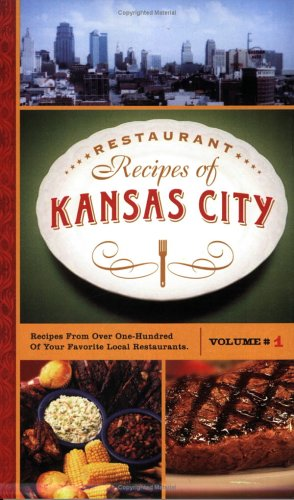 Restaurant Recipes of Kansas City for sale  Delivered anywhere in Canada