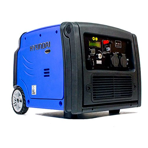 Hyundai HY3200SEi 3.2kW / 4kVA Portable Remote and Electric Start Inverter...