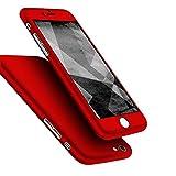 iPhone 7 Case%2C Jaorty 360 Full Body Pr