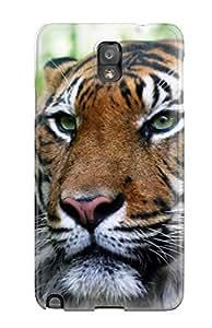 AnnDavidson Fashion Protective Tiger Case Cover For Galaxy Note 3