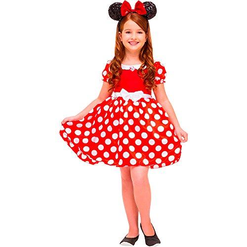 Regina 107906.9, Fantasia Minnie Clássica, Multicor