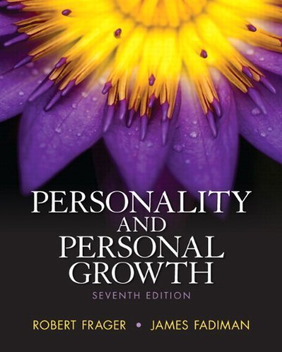 Personality and Personal Growth Plus NEW MySearchLab with eText -- Access Card Package (7th Edition) by Robert Frager Ph.D. (2012-11-24)