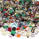 gem mart usa - 1000 Carats Mixed Gem Natural Loose Gemstone Lot Wholesale Loose Mixed Gemstones Loose Natural Wholesale Gems Mix Beverly Oaks Exclusive Lot With Certificate of Authenticity