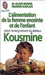 L'alimentation de la femme enceinte et de l'enfant