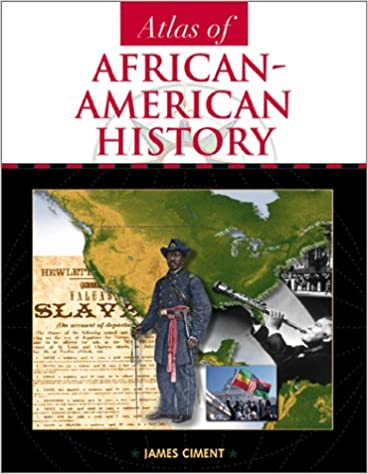 Atlas of African-American History (Facts on File Library of