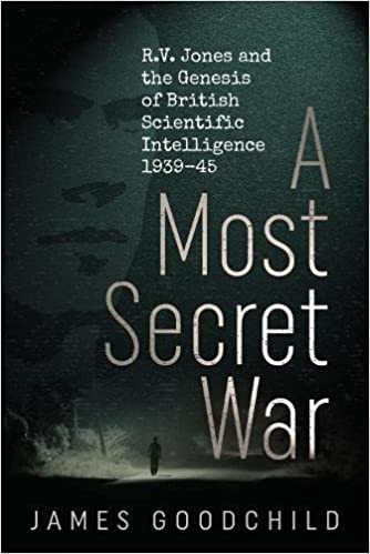 A Most Secret War: R.V. Jones and the Genesis of British Scientific Intelligence 1939-45
