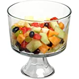 Anchor Hocking 77898 Large Trifle/Fruit Bowl, Glass