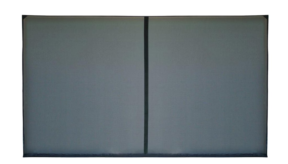 Magnetic Garage Door Screen - Double (2 car) Sized Screens (Single on