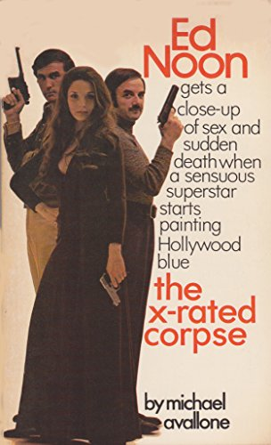 book cover of The X-Rated Corpse