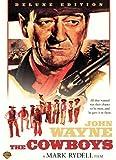 The Cowboys Movie Poster (27 x 40 Inches - 69cm x 102cm) (1972) -(John Wayne)(Roscoe Lee Browne)(Bruce Dern)(Colleen Dewhurst)(Alfred Barker Jr.)(Nicolas Beauvy)