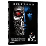 Terminator 2 & Total Recall Double Pack