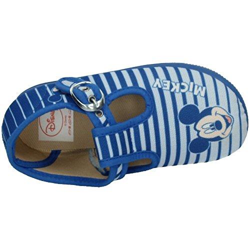 Vulca Bicha ,  Jungen Sneakers Weiß-Blau