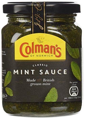 - Colmans Classic Mint Sauce 165 grams