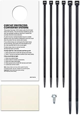 CURT 56049 Custom Wiring Harness