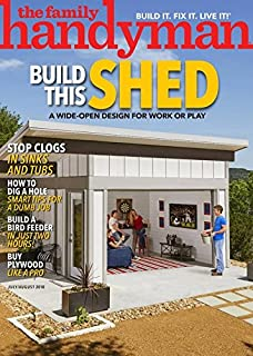 Do it yourself amazon magazines the family handyman solutioingenieria Image collections