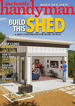 Amazon.com: The Family Handyman: Inc. Reader\'s Digest Association ...