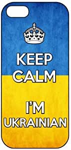 Generic Keep Calm I'm Ukrainian Durable Laser Technology Case Cover For iPhone 6 Plus (5.5 Inch Screen)