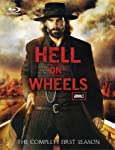 Cover Image for 'Hell On Wheels - The Complete First Season'