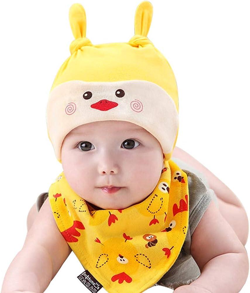MK MATT KEELY Baby Jungen Baby M/ädchen Baby-M/ützen f/ür Neugeborene