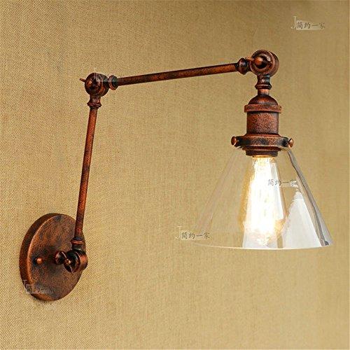 Moderne American Murale Applique Lampe Led 08OPkXnw
