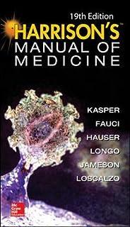 harrisons manual of medicine 18th edition 9780071745192 medicine rh amazon com  harrison's manual of medicine 18th edition