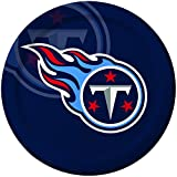 Creative Converting 8 Count Tennessee Titans Paper Dinner Plates