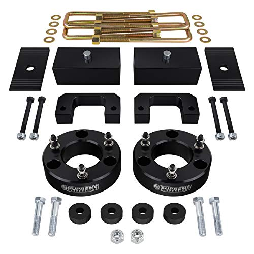 Supreme Suspensions - Full Lift Kit for 2007-2018 Chevrolet Silverado 1500 3.5