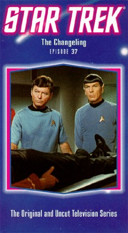 Star Trek - The Original Series, Episode 37: The Changeling [VHS] (Star Trek The Original Series The Changeling)
