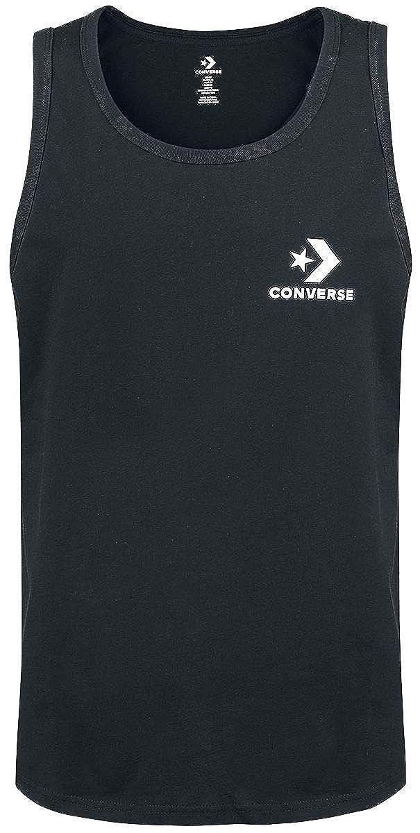 Converse Star Chevron Tank Tank Top schwarz