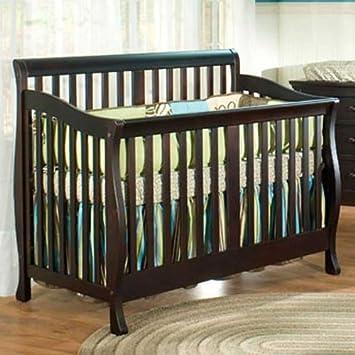 Amazon.com: crib-cocoon-2000 series-espresso: Baby