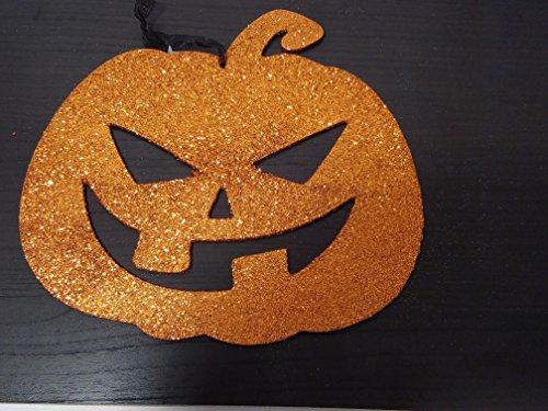 Halloween Pumpkin Door Hanger Decor (13 Nights Of Halloween Movie List)