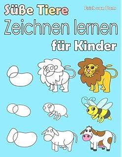 Schritt Fur Schritt Zeichnen Lernen Fur Kinder Buch 2 Schritt Fur