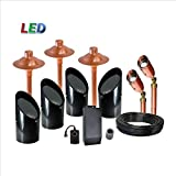 CS9300-LED Professional Series 9-light Landscape Lighting System