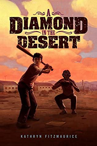 book cover of A Diamond in the Desert