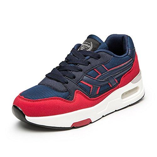 Zapatos coreana de mujeres calzan ocio zapatos Junta aire malla respirable de Zapatos otoño a y mujeres de las Deportes las B de Ola 8wnqXxvza