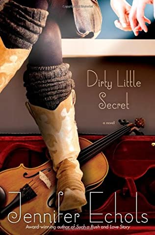 book cover of Dirty Little Secret