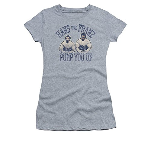 Snl Hans And Franz Junior T-shirt S -