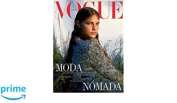 Pack: Vogue España + camiseta. Agosto 2018 - Numero 365: Amazon.es: Vv.Aa: Libros