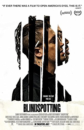 Image result for blindspotting poster