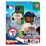 Russell Wilson OYO MLB Texas Rangers G4 Series 1 Mini Figure Limited Edition