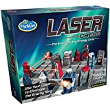 ThinkFun Laser Chess Two Player Strategy Game and STEM Toy